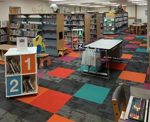 Check Out Our Remodeled Children's Space!